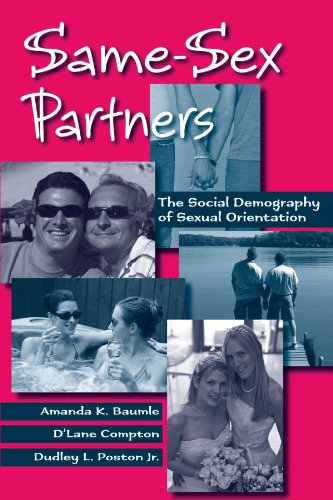 9780791476109: Same-Sex Partners: The Social Demography of Sexual Orientation