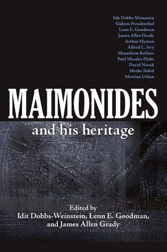 9780791476550: Maimonides and His Heritage