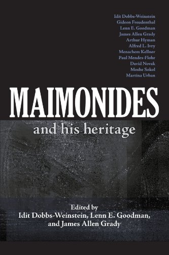 9780791476567: Maimonides and His Heritage