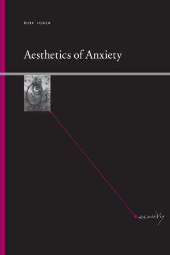 Aesthetics of Anxiety (Suny Series: Insinuations: Philosophy, Psychoanalysis, Literature): Ronen, ...