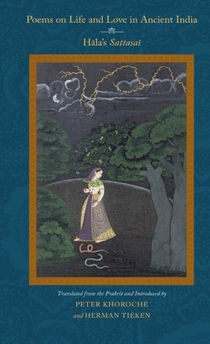 9780791493922: Poems on Life and Love in Ancient India: Hala's Sattasai (SUNY series in Hindu Studies)