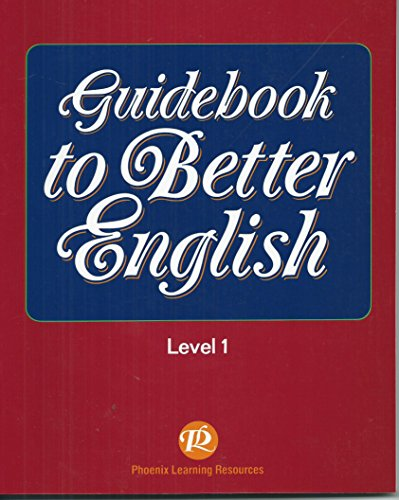 9780791512531: Guidebook to Better English Level 1 (Guidebook to Better English)