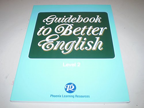 9780791512579: Guidebook to Better English Level 2 (Guidebook to Better English)