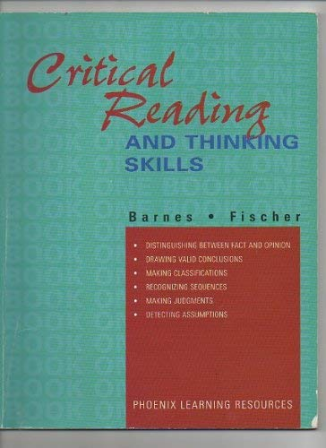 9780791516003: Critical Reading and Thinking Skills