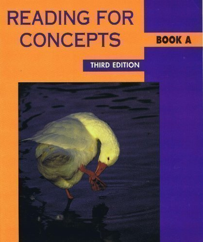 9780791521038: Reading for Concepts: Book A
