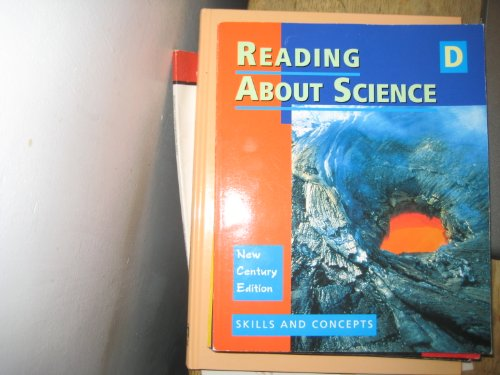 9780791522042: Reading About Science D