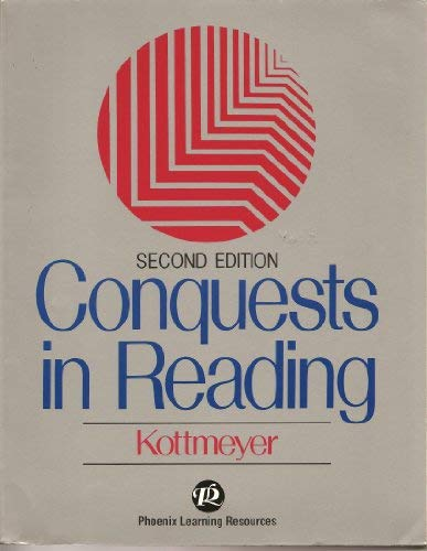 9780791524046: Conquests in reading