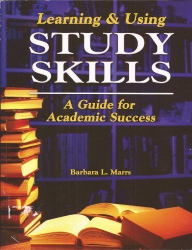 9780791528754: Learning and Using Study Skills