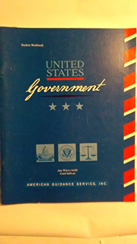 9780791600917: United States government