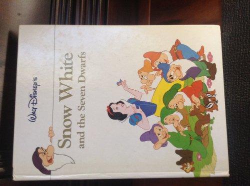 9780791700792: Snow White and the Seven Dwarfs (Disney Deluxe Board Books/#0079)