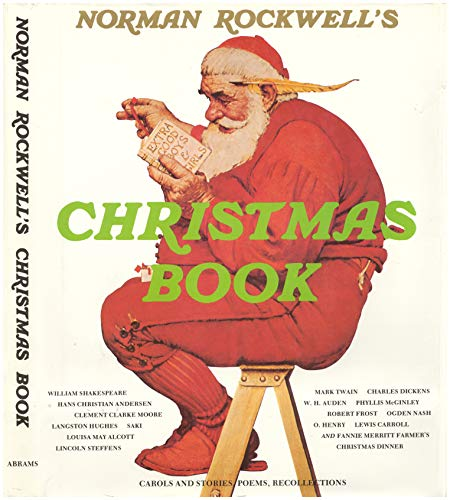 9780791712610: Norman Rockwell's Christmas