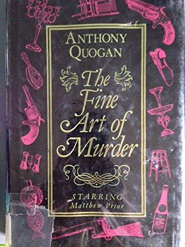 9780791716632: The Fine Art of Murder