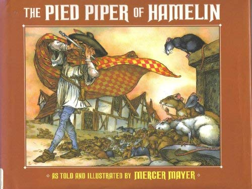 Pied Piper of Hamelin (Once Upon a: Illustrator-John Patience