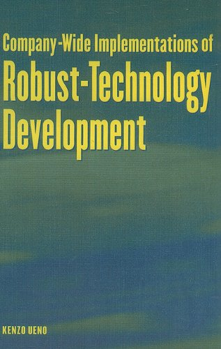 9780791800508: Company-Wide Implementations of Robust-Technology Development