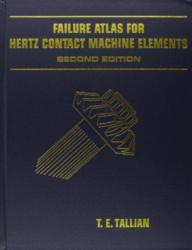 9780791800843: Failure Atlas Hertz for Contact Machine Elements 2nd Edition