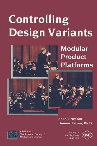 9780791801505: Controlling Design Variants: Modular Product Platforms