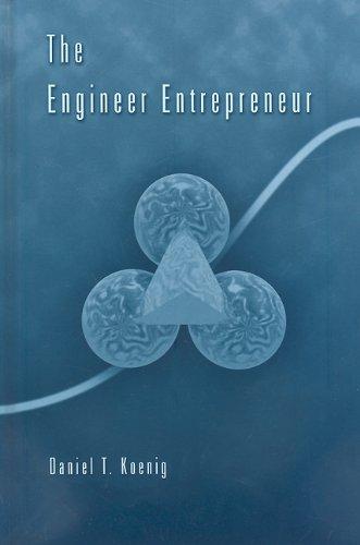 9780791801932: The Engineer Entrepreneur