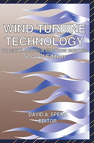 9780791802601: Wind Turbine Technology: Fundamental Concepts in Wind Turbine Engineering, Second Edition
