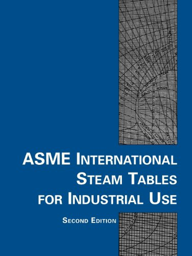 9780791802809: ASME International Steam Tables for Industrial Use, Second Edition (Crtd)