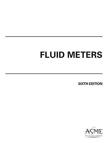 9780791806432: Fluid Meters