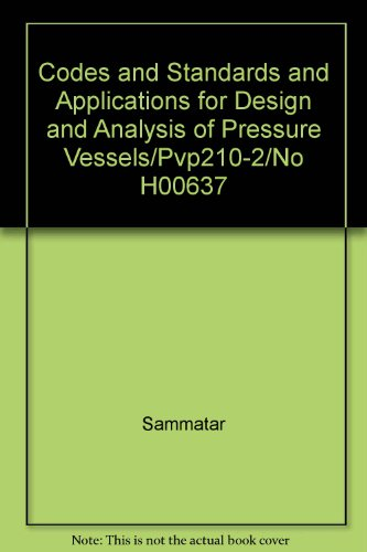 Codes and Standards and Applications for Design: R. F. Sammataro