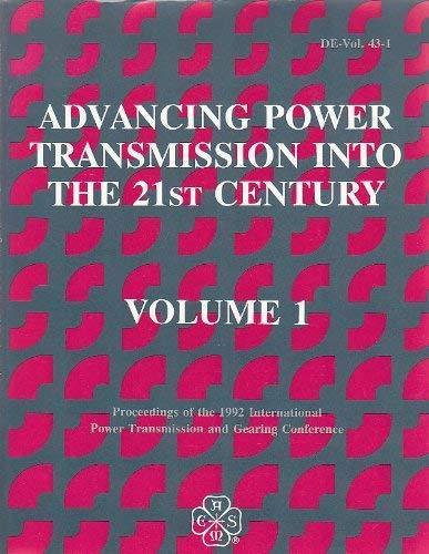 Advancing Power Transmission into the 21st Century/H0769B: Ariz.) International Power