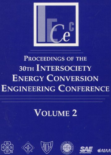 Proceedings of the 30th Intersociety Energy Conversion: IEEE, Electron Devices