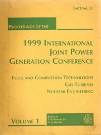 Proceedings of the 1999 International Joint Power Generation Conference Exposition and Icope99: ...