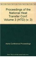 Proceedings of the 1995 National Heat Transfer: Asme Conference Proceedings
