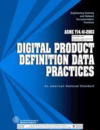 9780791828106: Digital Product Definition Data Practices: 2003