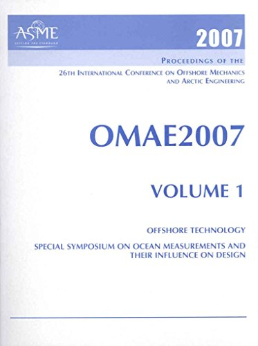 Print Proceedings of the ASME 26th International: Asme Conference Proceedings