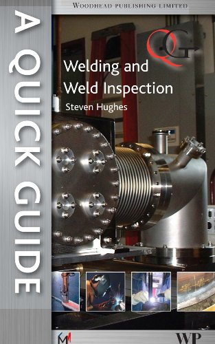 9780791859506: A Quick Guide to Welding and Weld Inspection