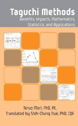 Taguchi Methods: Benefits, Impacts, Mathematics, Statistics and Applications (Hardback): Teruo Mori