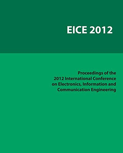 International Conference on Electronics, Information and Communication Engineering 2012 (Paperback)...