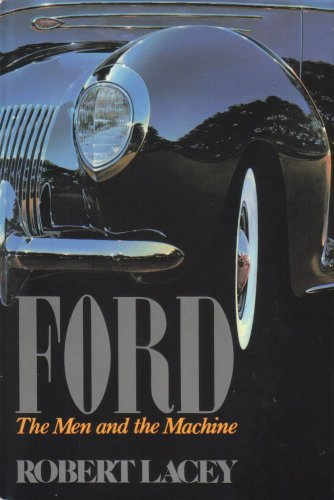 9780792117742: FORD the Men and the MacHine