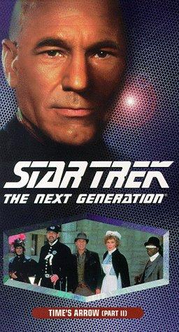 9780792146193: Star Trek - The Next Generation, Episode 127: Time's Arrow, Part II [VHS]