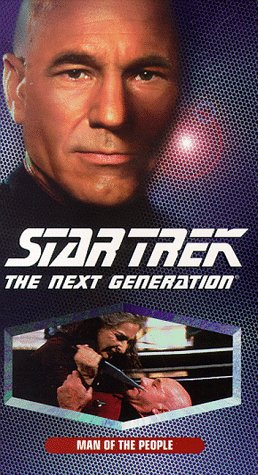 Star Trek - The Next Generation, Episode 129: Man Of The People [VHS]: Paramount