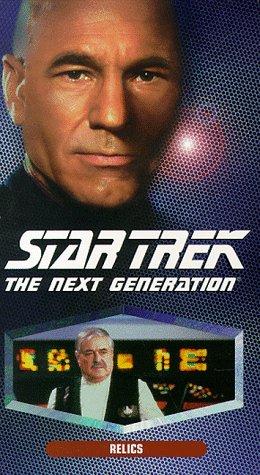 9780792146223: Star Trek - The Next Generation, Episode 130: Relics [VHS]
