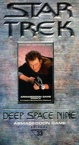 9780792146254: Star Trek - Deep Space Nine, Episode 33: Armageddon Game [VHS]