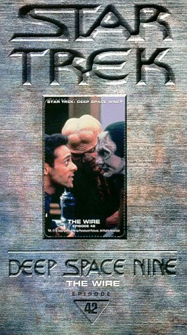 9780792146469: Star Trek - Deep Space Nine, Episode 42: The Wire [VHS]