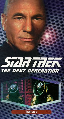 9780792146629: Star Trek - The Next Generation, Episode 131: Schisms [VHS]