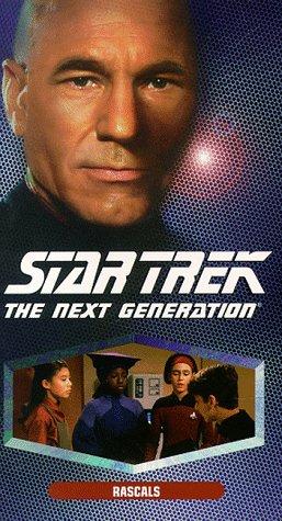 9780792146643: Star Trek - The Next Generation, Episode 133: Rascals [VHS]
