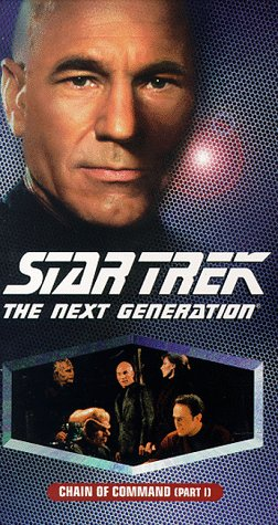 9780792146674: Star Trek - The Next Generation, Episode 136: Chain of Command, Part I [VHS]