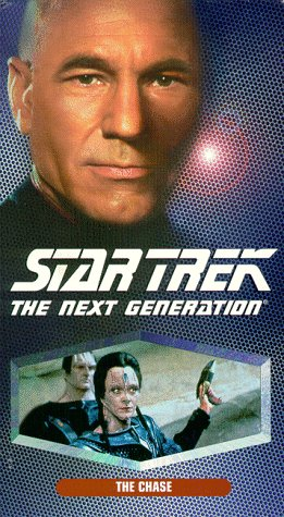 9780792147374: Star Trek - The Next Generation, Episode 146: The Chase [VHS]