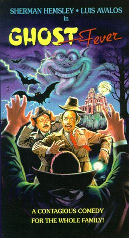 9780792151654: Ghost Fever [VHS]