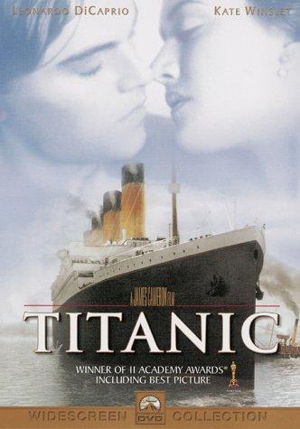 9780792156680: Titanic (DVD)