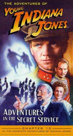 9780792158370: Adventures of Young Indiana Jones, Chapter 13 - Adventures in the Secret Service [VHS]