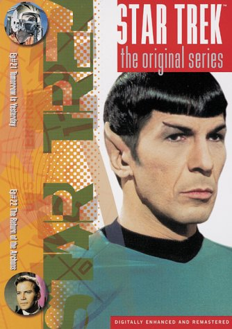 9780792160939: Star Trek - The Original Series, Vol. 11, Episodes 21 & 22: Tomorrow is Yesterday/ The Return of the Archons