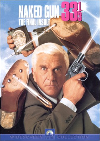 9780792166511: The Naked Gun 33 1/3: the Final Insult
