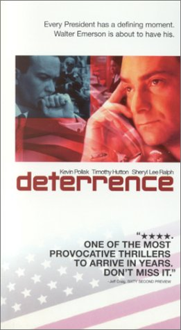 9780792167631: Deterrence [VHS]